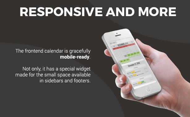 team booking wordpress plugin responsive