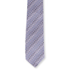 Men's Purple Dots Tie