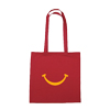 Red Smile Tote
