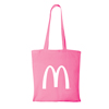 Pink Value Cotton Tote