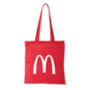 Red Value Cotton Tote