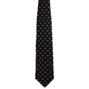 Men's Holly Leaf Tie
