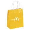 Yellow Arches Paper Gift Bag