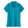 Ladies Contrast Stitch Performance Sport Shirt