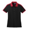 Red/Black Ladies' Nike Golf Dri-Fit