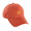 Orange Golden Arches Cap