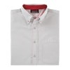 Men's Grey/Red Re-Imaged Poplin