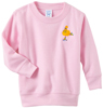 PInk Youth Fry Girl Sweatshirt
