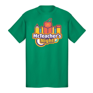 McTeacher's Night ® T-Shirts