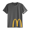 Charcoal Grey Lovin it Crew T-Shirt