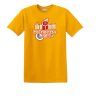 McTeachers Night T-shirt Gold