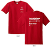 McDelivery DoorDash Street Team T-Shirt
