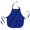 Royal Blue Arch Apron