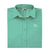 Ladies' Emerald Short Sleeve Soft Touch Poplin