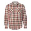 Weatherproof Vintage Plaid  Long Sleeve Shirt