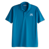 M. Turquoise Performance Shirt