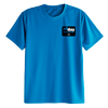 All Day Breakfast Blue T-Shirt