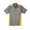 M. Gray/Yellow Sport Shirt