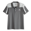 M. Graphite/White Sport Shirt