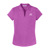 Ladies Trace Heather Sport Shirt