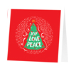 Joy, Love, Peace Greeting Cards