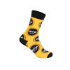 McCafe Black Dress Sock