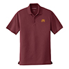 Men's Dry Zone Polo Burgundy