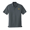 Men's Dry Zone Polo Steel Grey