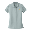 Ladies' Dry Zone Polo Light Grey