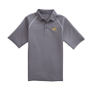 Men's Steel Grey Pro-Tour Polo