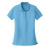 Ladies' Dry Zone Polo Light Blue
