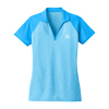 Ladies' Turquoise Blue Heather/ Turquoise Blue