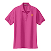 Ladies' Rose Pink Soft Touch Polo