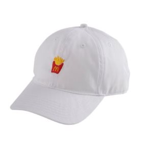 French Fry Cap