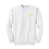 Crewneck Sweatshirt Ash Grey
