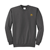 Crewneck Sweatshirt Charcoal