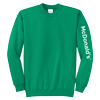 Green McDonald's Fun Sweatshirt