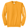 Gold McDonald's Fun Sweatshirt