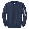 Navy McDonald's Fun Sweatshirt