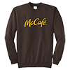 McCafe Brown Sweatshirt