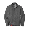 Men's Grey Smooth Fleece