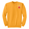 Crewneck Sweatshirt Gold