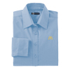 Ladies' Long Sleeve Dress Shirt Light Blue