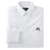 Men's Long Sleeve Dress Shirt White