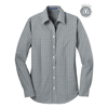 L. L/S Easy Care Gingham Shirt