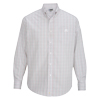 Men's Tattersall Poplin Long Sleeve Shirts