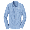Ladies' Washed Woven Shirt