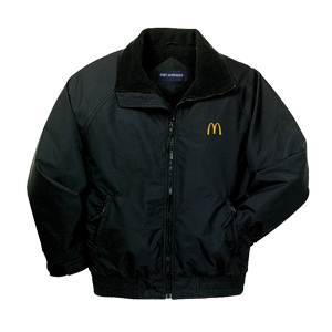 Competitor Jacket Black