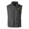 Grey Fleece Vest