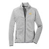 Ladies' Sweater Fleece Grey